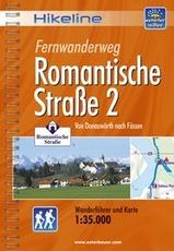Wandelgids Romantische Strasse 2   Hikeline