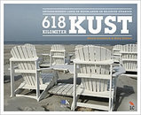 Reisgids 618 kilometer kust Ontdekkingsreis langs de Nederlandse en Belgische stranden   Kosmos
