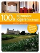 Accommodatiegids 100 x bijzonder logeren in België   Lannoo