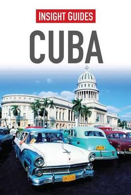 Reisgids Cuba   Insight guide (ENGELS)