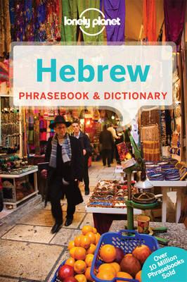 Woordenboek Taalgids Hebrew Phrasebook - Hebreeuws   Lonely Planet