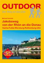 Wandelgids Jakobsweg von der Rh�n an die Donau   Conrad Stein