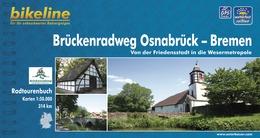 Fietsgids Br�ckenradweg   Bikeline - Esterbauer