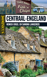 Reisgids Centraal Engeland (East Anglia - Cotswolds - Cambridge - Oxford) - Dominicus : Gottmer :