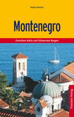 Reisgids Montenegro   Trescher Verlag