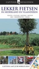 Fietsgids Lekker fietsen in Nederland en Vlaanderen   Capitool