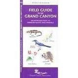 Field Guide to the Grand Canyon  / kaart met veelkomende dieren en planten : Waterford Press :