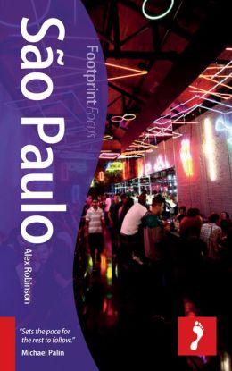 Reisgids Sao Paulo   Footprint focus