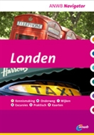 Reisgids Navigator Londen : ANWB :