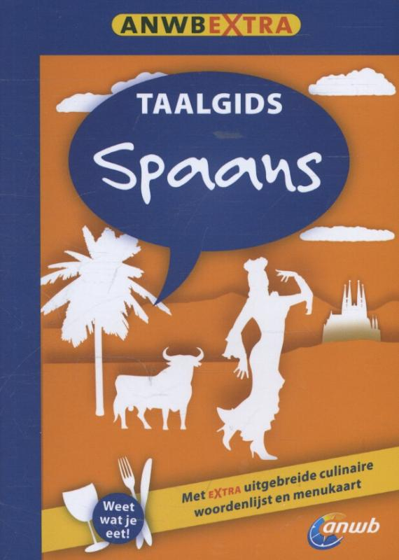 Taalgids Spaans   ANWB