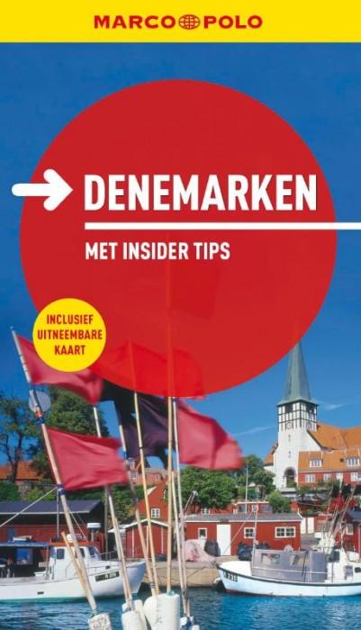Reisgids Denemarken Marco Polo   Unieboek