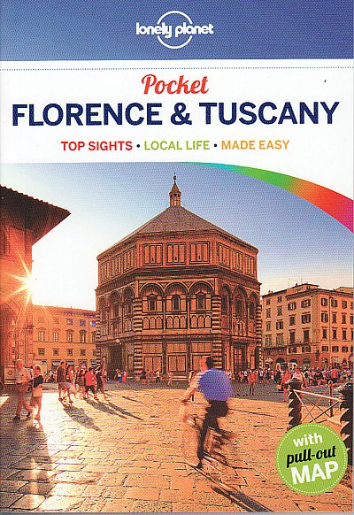 Reisgids Florence & Tuscany- Toscane  pocket   Lonely Planet