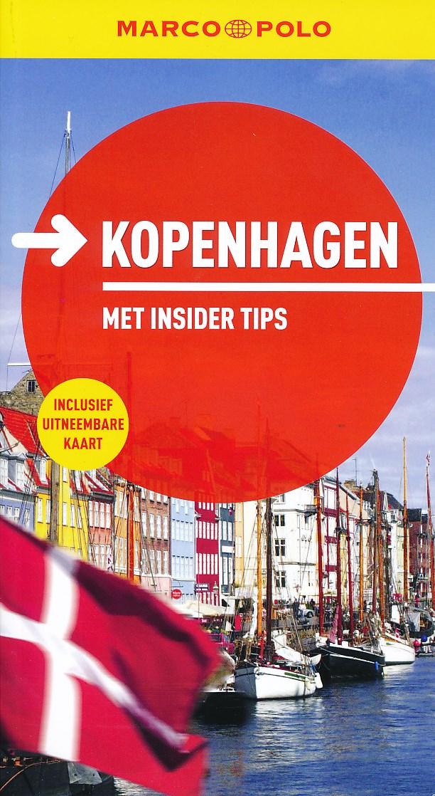 Reisgids Kopenhagen Marco Polo   Unieboek