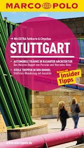 Reisgids Stuttgart   Marco Polo (Duits)