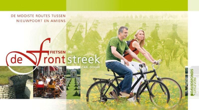 Fietsgids Fietsen in de Frontstreek, de mooiste routes tussen Nieuwpoort en Amiens   Davindsfonds