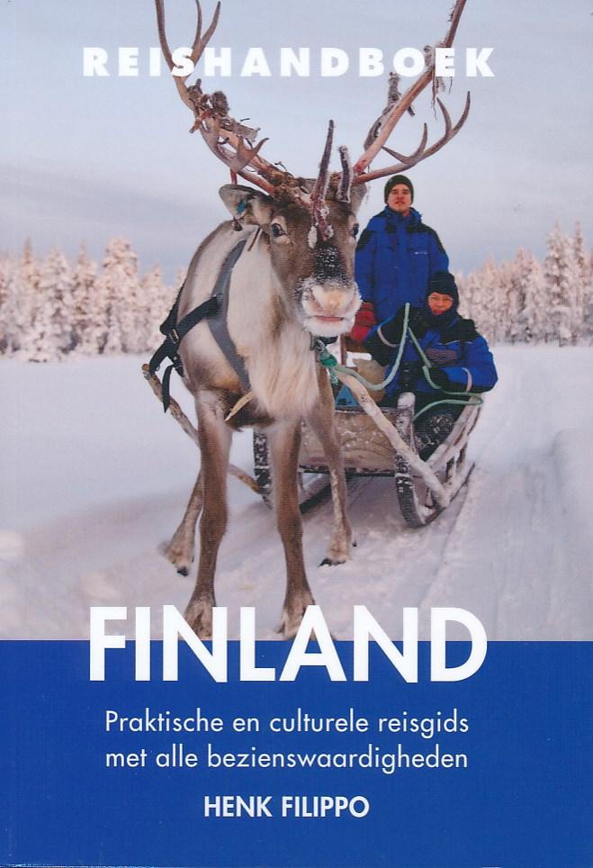 Reisgids Reishandboek Finland   Elmar