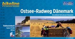 Fietsgids Ostseekustenradweg Danmark - Denemarken   Bikeline
