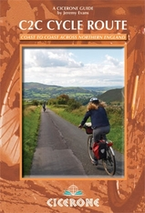 Fietsgids C2C Cycle Route - coast to coast across Northern England : Cicerone :