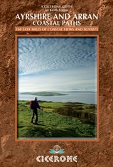 Wandelgids Ayrshire and Arran Coastal Paths : Cicerone :