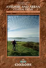 Wandelgids Ayrshire and Arran Coastal Paths   Cicerone