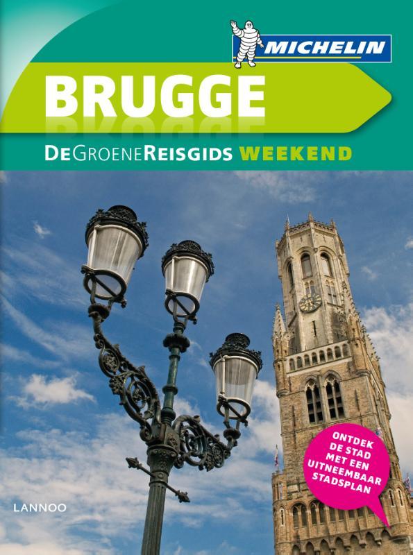 Reisgids Brugge Groene Gids Weekend   Michelin