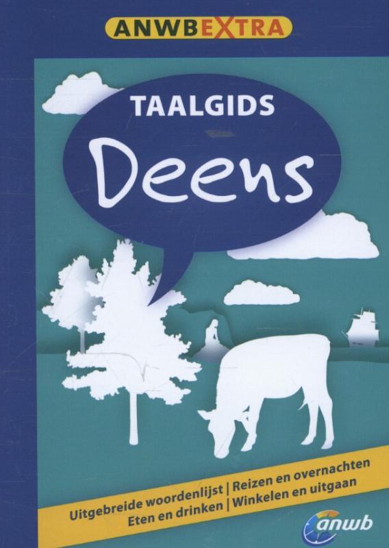 Taalgids Deens   ANWB