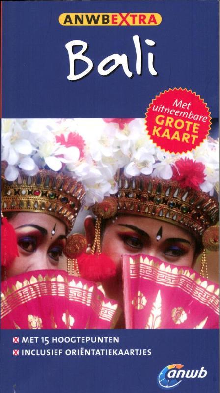Reisgids Bali   ANWB Extra