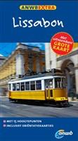 Reisgids Lissabon   ANWB Extra