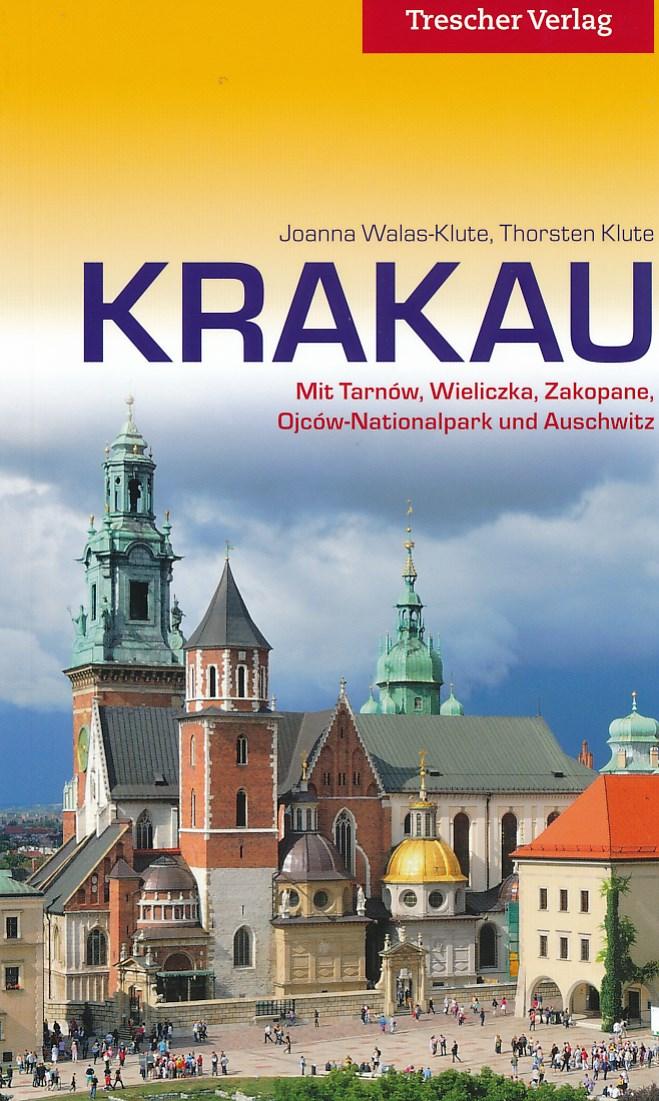 Reisgids Krakau - Krakow entdecken   Trescher Verlag