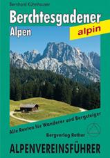 Klimgids Berchtesgadener Alpen   Rother Bergverlag