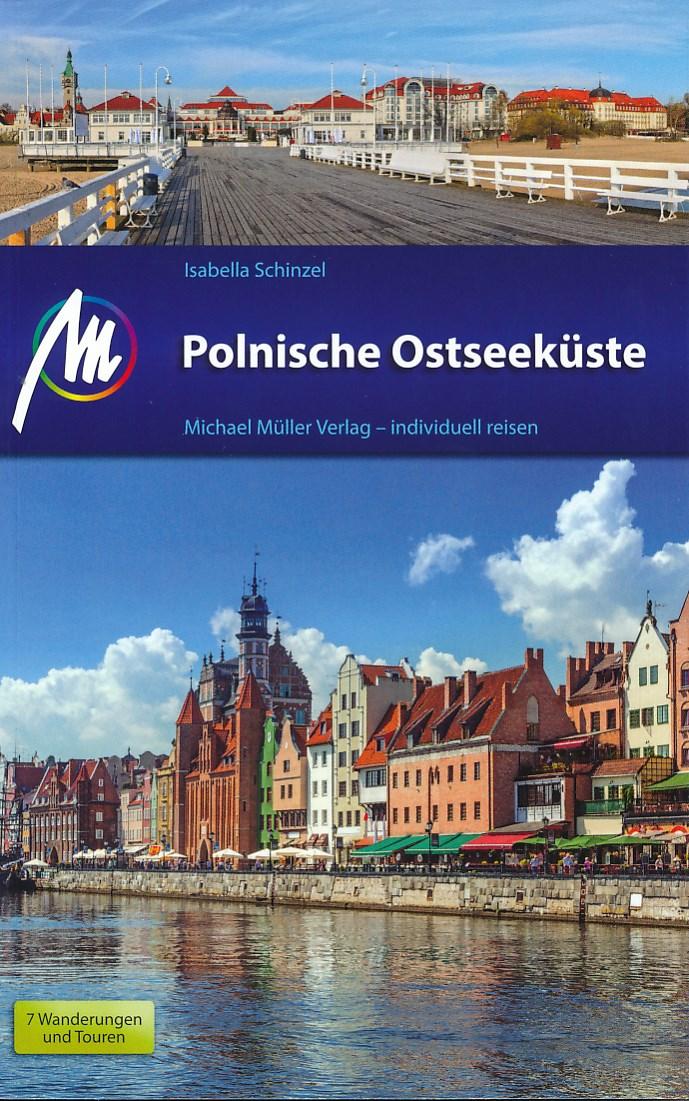 Reisgids Polnische Ostseekuste - Poolse Oostzeekust   Michael Muller Verlag