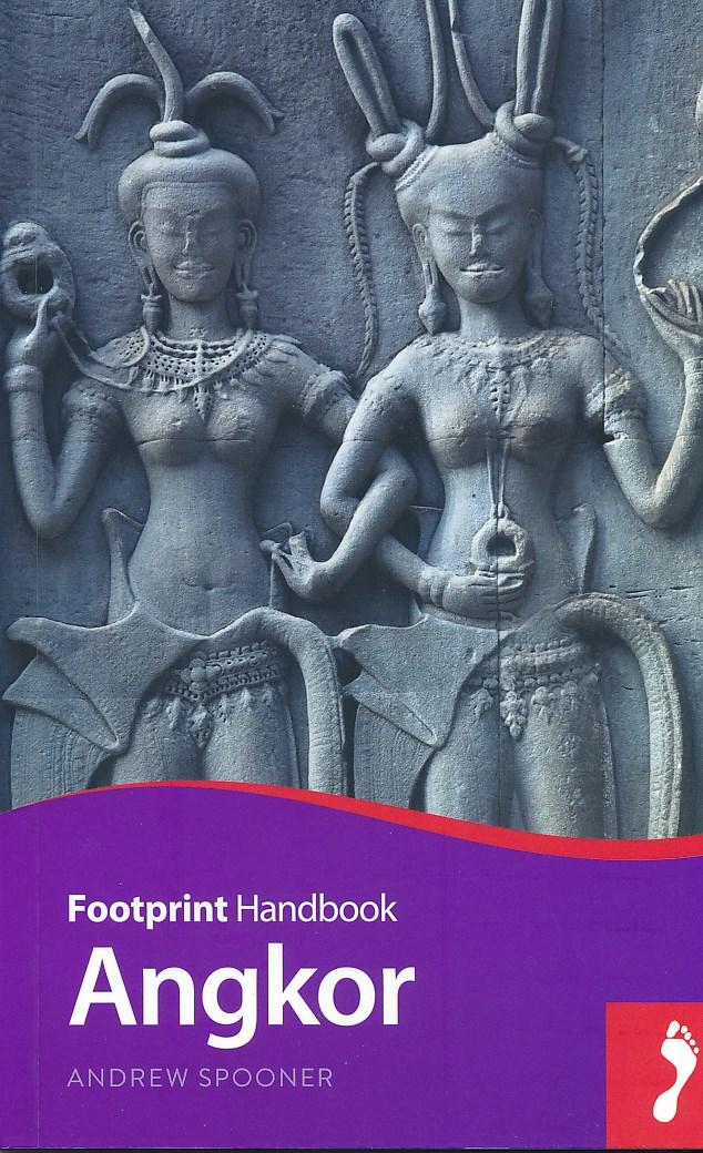 Reisgids Angkor   Footprint Focus handbook