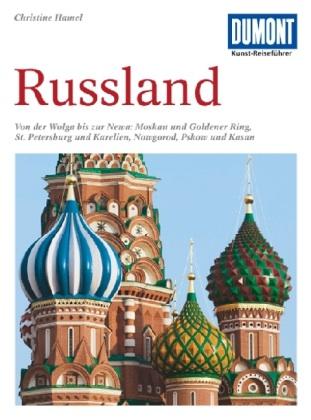 Kunstreisgids Kunstreisefuhrer Russland - Rusland   Dumont