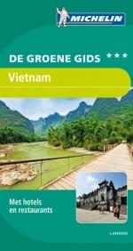 Reisgids Vietnam groene gids   Michelin - Lannoo