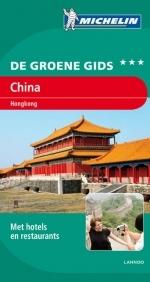 Reisgids China en Hongkong - groene gids   Michelin