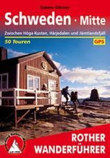 Wandelgids Zweden - Schweden Mitte, zwischen Höga Kusten, Härjedalen und Jämtlandsfjäll   Rother