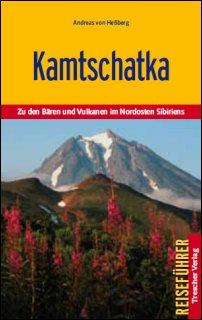 Reisgids Kamschatka  / Kamchatka entdecken - Kamtsjatka   Trescher Verlag