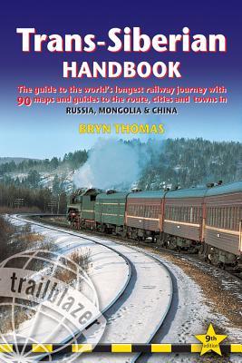 Reisgids Trans-Siberian Handbook - trans Siberië   Trailblazer