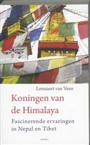 Reisverhaal Koningen van de Himalaya  Fascinerende ervaringen in Nepal en Tibet   Lennaert van Veen - uitg. Aspekt