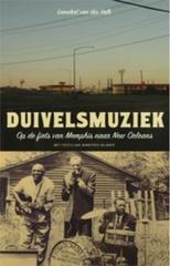 Reisverhaal Duivelsmuziek - op de fiets van Memphis naar New Orleans : Leendert van der Valk, Veen uitg. :