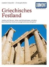 Kunstreisgids - Kunstreisef�hrer Griekenland vasteland   Dumont verlag
