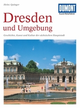 Kunstreisgids - Kunstreisef�hrer Dresden en omgeving   Dumont verlag