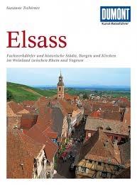 Kunstreisgids - Kunstreiseführer Elzas - Elsass   Dumont verlag