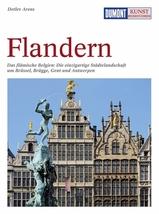 Kunstreisgids - Kunstreiseführer Flandern - Vlaanderen   Dumont verlag