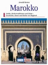 Kunstreisgids - Kunstreiseführer Marokko   Dumont verlag