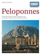 Kunstreisgids - Kunstreisef�hrer Peloponnesos - Peloponnes   Dumont verlag