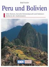 Kunstreisgids - Kunstreiseführer Peru en Bolivia   Dumont verlag