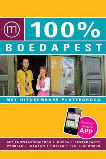 Reisgids 100 % Boedapest   Mo Media