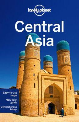 Reisgids Lonely Planet Central Asia - Kazachstan, Uzbekistan, Turkmenistan, Kyrgizië en Tajikistan - Centraal Azië   Lonely Planet