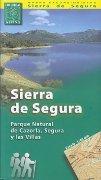 Wandelkaart Sierra de Segura. Parque natural de Cazorla, Segura y las Villas   Editorial Alpina